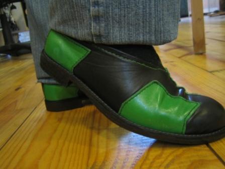 calzado hombre