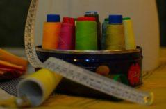 la maquina de coser